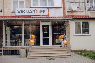 VIKNAROFF - фірмовий салон - вул. Київська