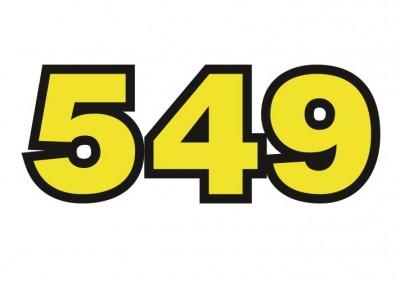 Таксі 549