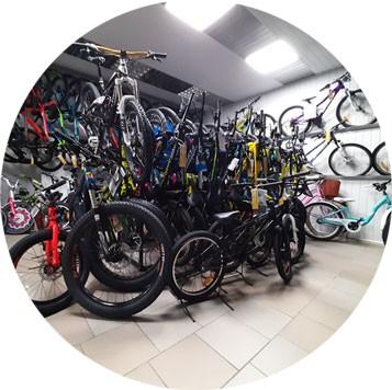 Магазин велосипедів РоверБайк