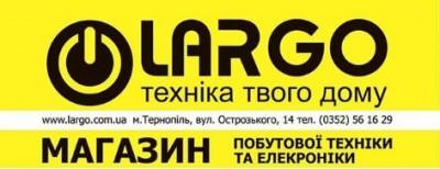 Магазин LARGO - вул. Князя Острозького