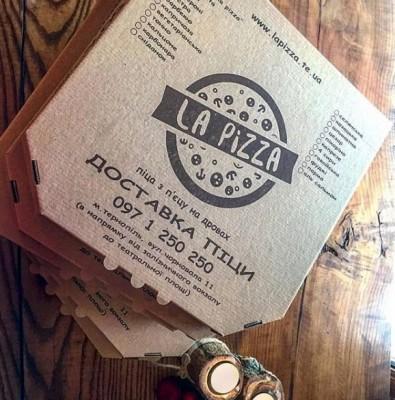 Доставка піци La Pizza