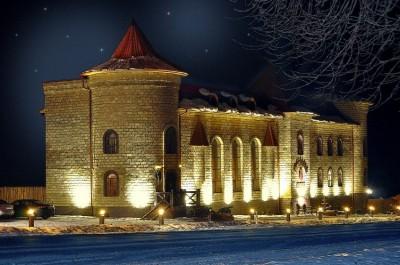 Готель «Галицький замок»