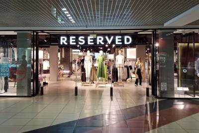 Магазин одягу RESERVED