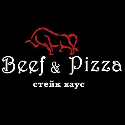 Доставка піци та стейків Beef&Pizza