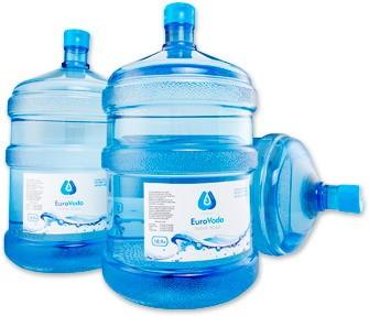 ЄВРО ВОДА - доставка води по місту Тернопіль