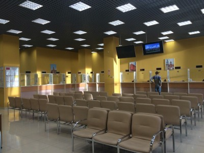 Візовий центр у Тернополі