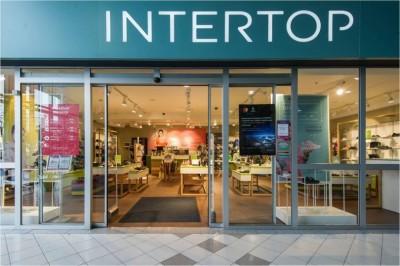 Магазин взуття INTERTOP