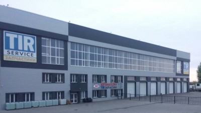 TIR сервіс - Тернопіль вул. Микулинецька