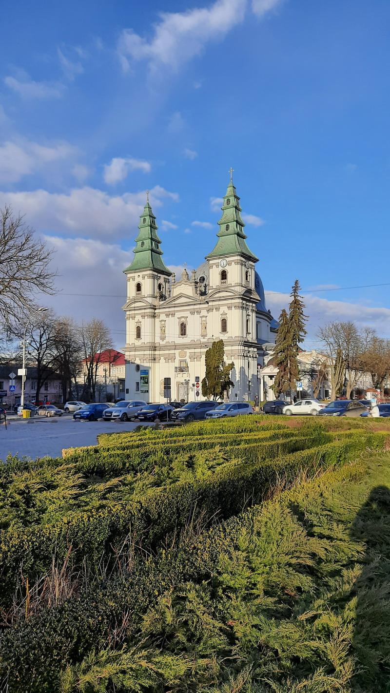 Архикатедральний Собор Тернопіль