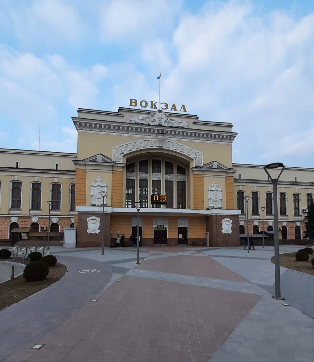 Залізничний вокзал Тернопіль