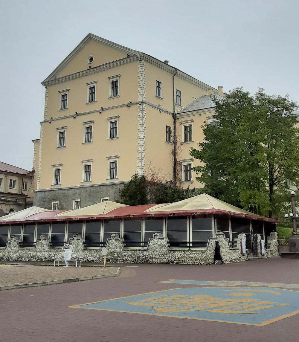 Тернопільський замок