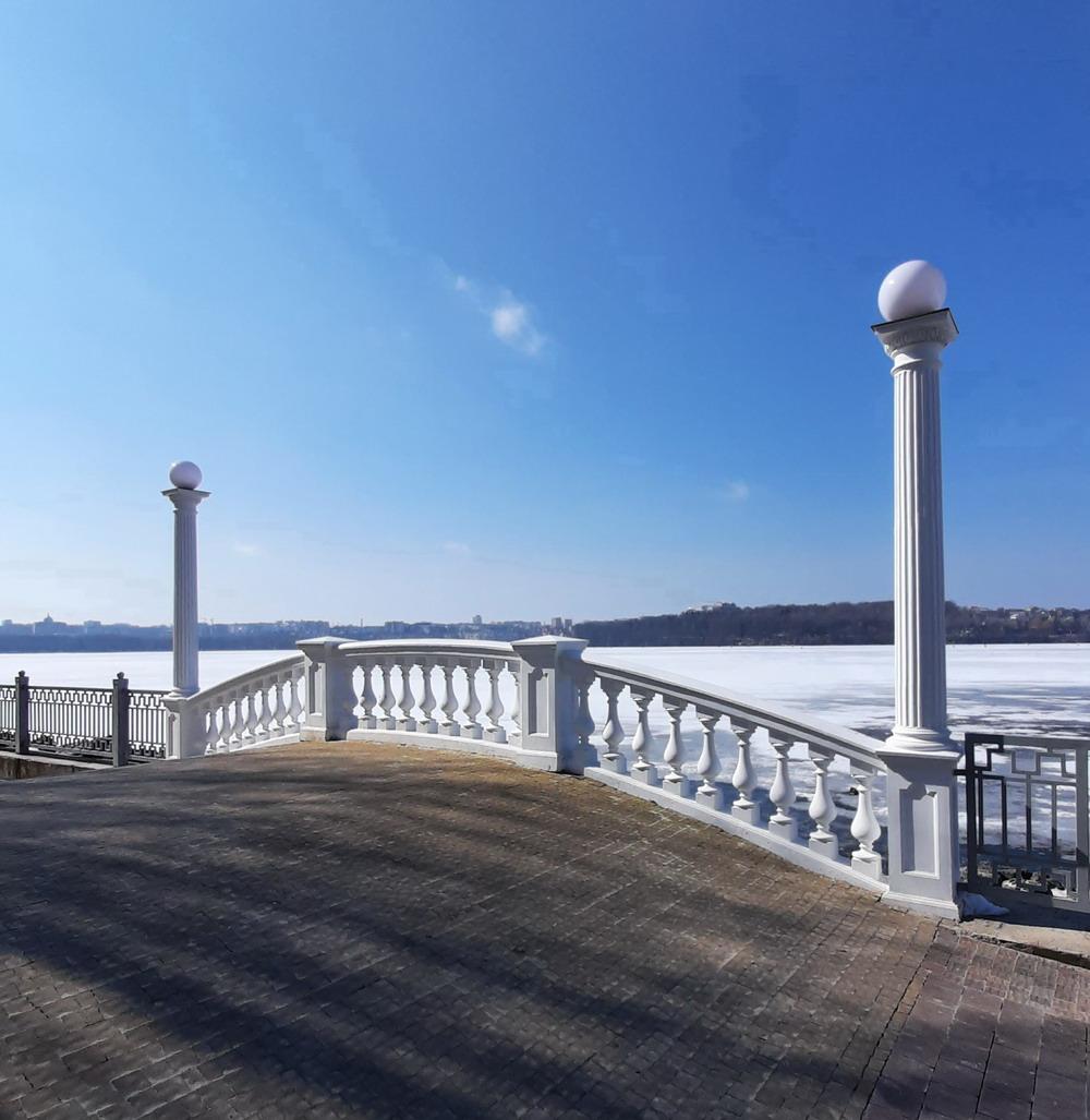 Тернопільське озеро, Тернопільська набережна