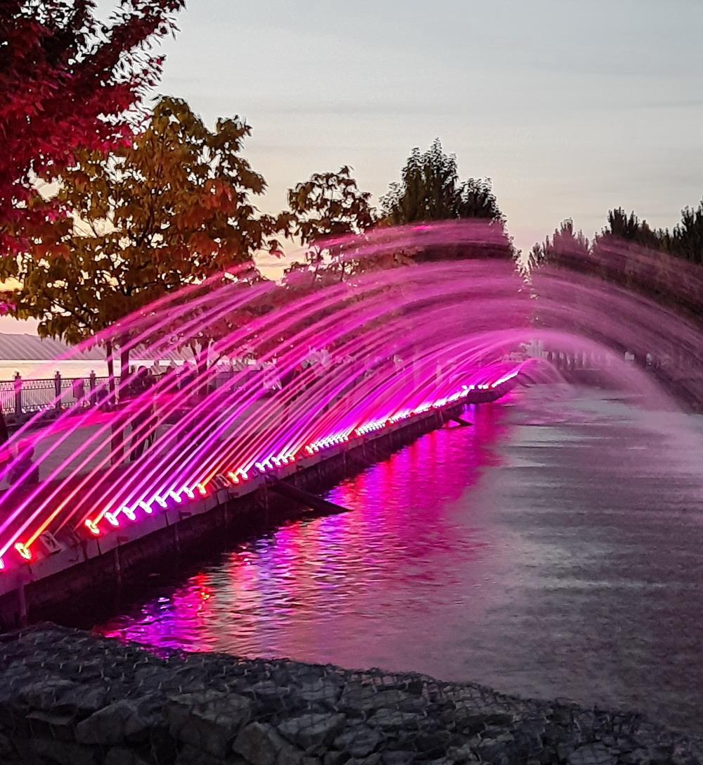 Тернопільські фонтани
