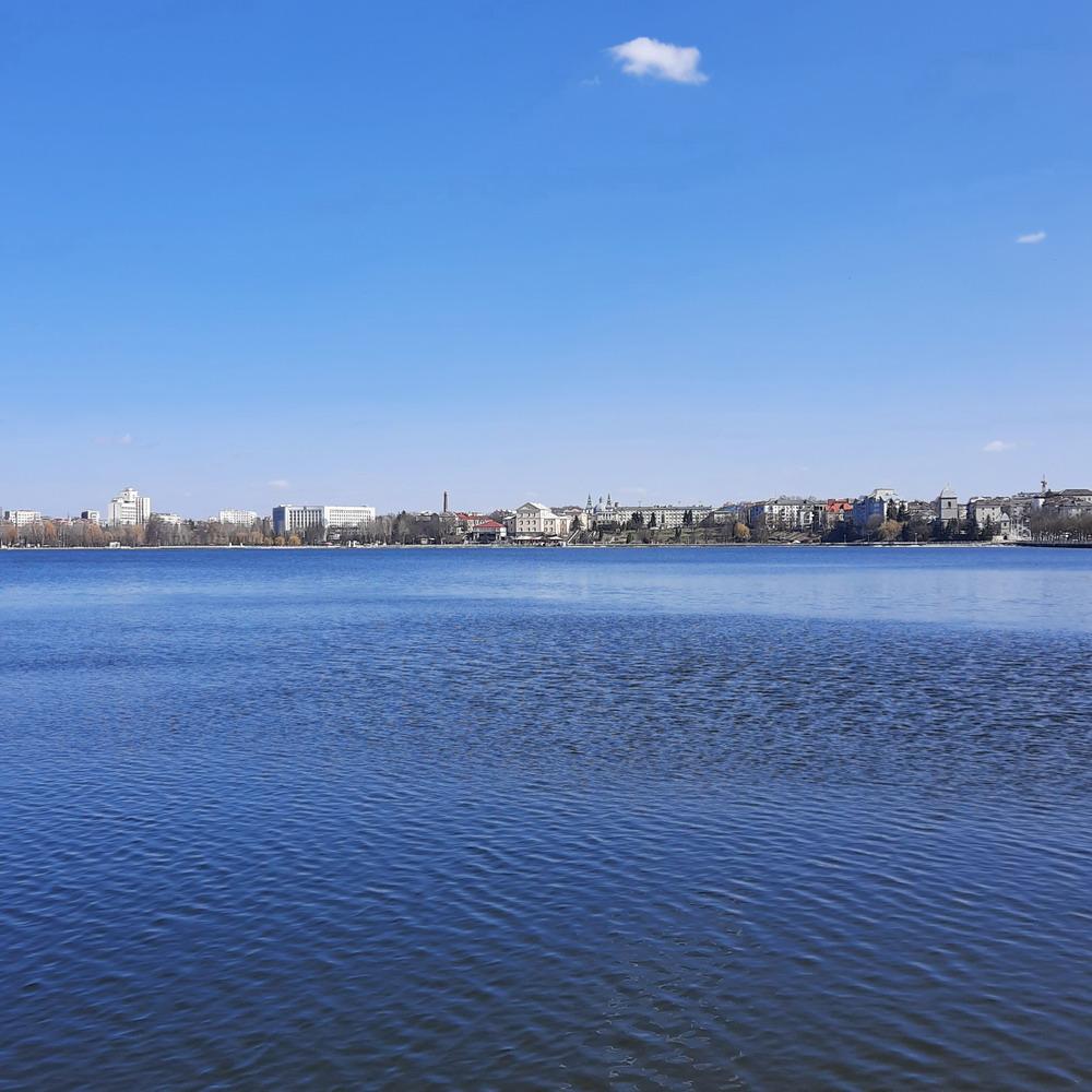 Тернопіль, Тернопільське озеро
